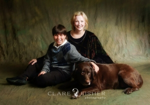 family portrait photographer New York City