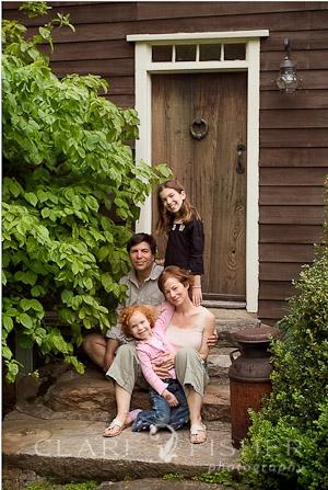New York City family location photography