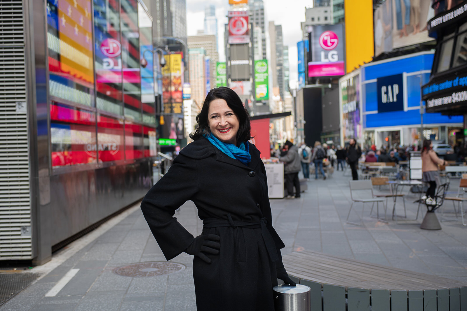 Mindy Gibbins Klein the book midwife in times square