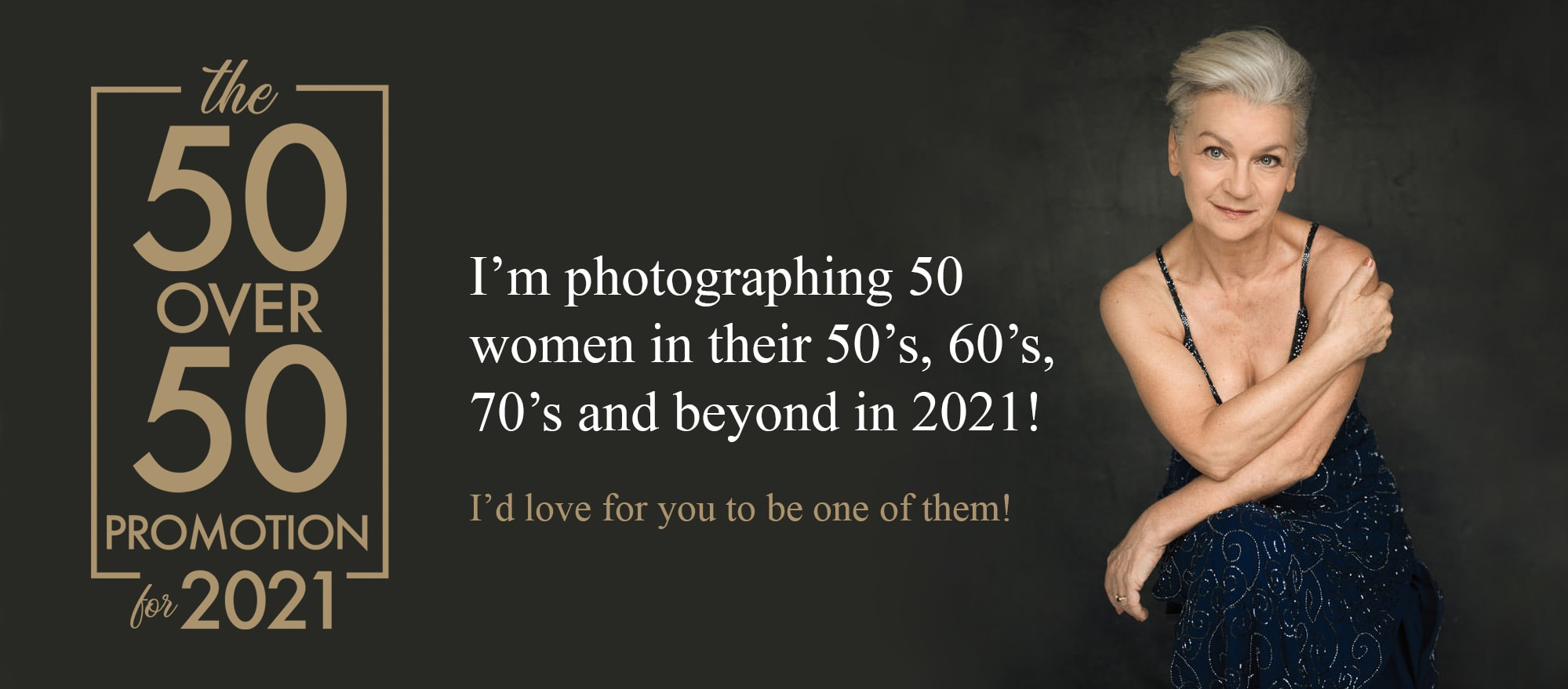 50 over 50 promotion